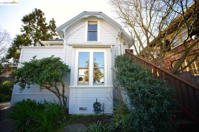 1736 Berkeley Way, Berkeley, CA 94703 (#EB40810442) :: Astute Realty Inc