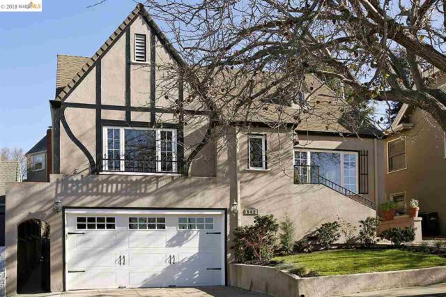 542 Midcrest Rd, Oakland, CA 94610 (#EB40810601) :: Astute Realty Inc
