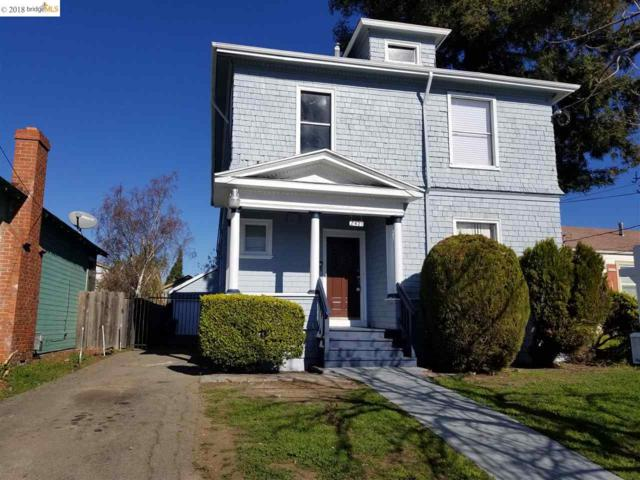 2421 89Th Ave, Oakland, CA 94605 (#EB40810669) :: The Kulda Real Estate Group