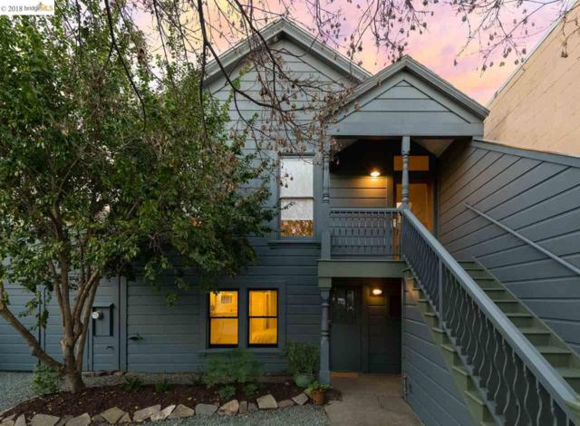 2941 E 7Th St, Oakland, CA 94601 (#EB40810702) :: The Kulda Real Estate Group