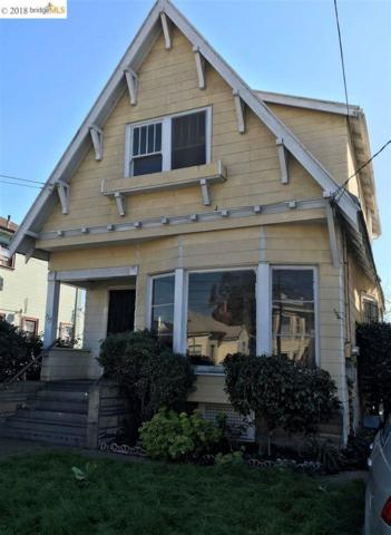 715 39Th St, Oakland, CA 94609 (#EB40810742) :: The Gilmartin Group