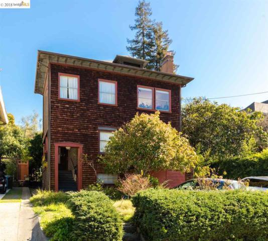 2611 Piedmont Ave, Berkeley, CA 94704 (#EB40810766) :: The Kulda Real Estate Group