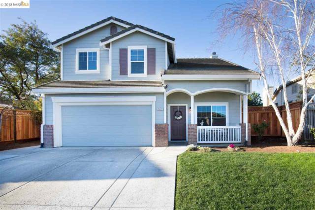 242 Creektrail Ct, Brentwood, CA 94513 (#EB40811003) :: The Kulda Real Estate Group