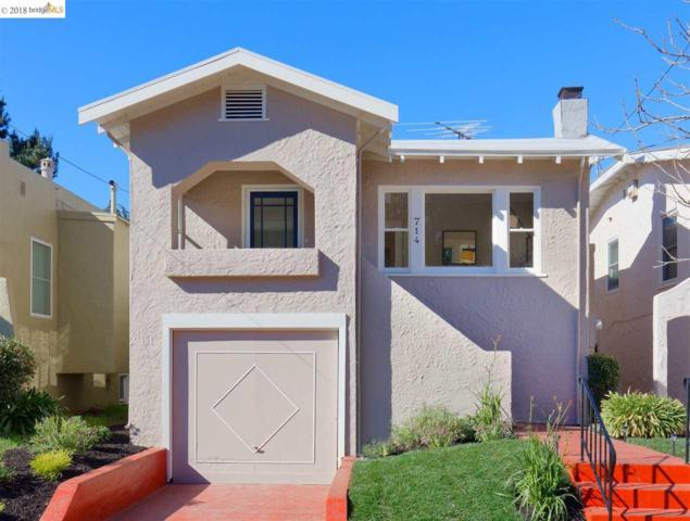 714 Pomona Ave, Albany, CA 94706 (#EB40811065) :: The Kulda Real Estate Group
