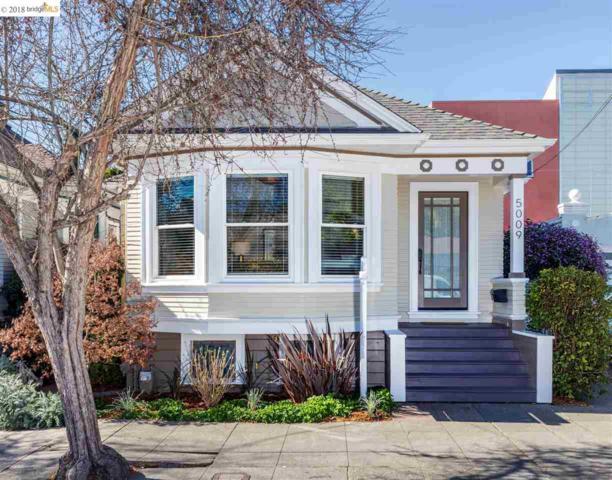 5009 Clarke St, Oakland, CA 94609 (#EB40811120) :: The Goss Real Estate Group, Keller Williams Bay Area Estates