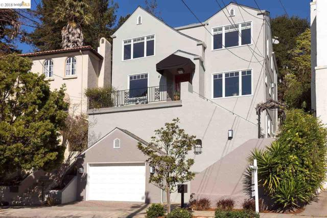 6017 Chabolyn Ter, Oakland, CA 94618 (#EB40811213) :: The Kulda Real Estate Group