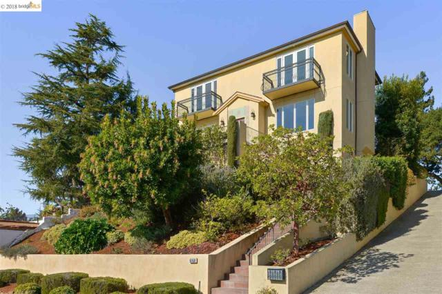 6168 Contra Costa Rd, Oakland, CA 94618 (#EB40811436) :: The Kulda Real Estate Group