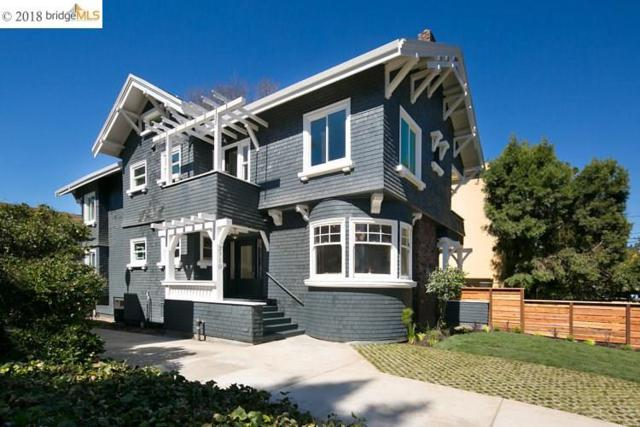2710 College Ave, Berkeley, CA 94705 (#EB40811498) :: The Kulda Real Estate Group