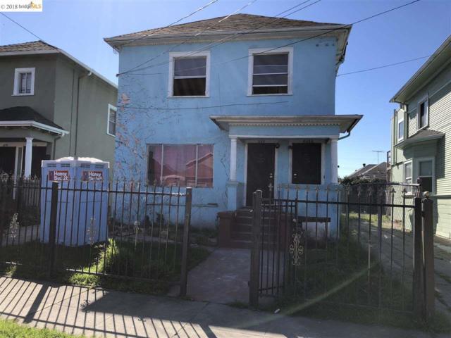 865 34Th St, Oakland, CA 94608 (#EB40811598) :: Brett Jennings Real Estate Experts