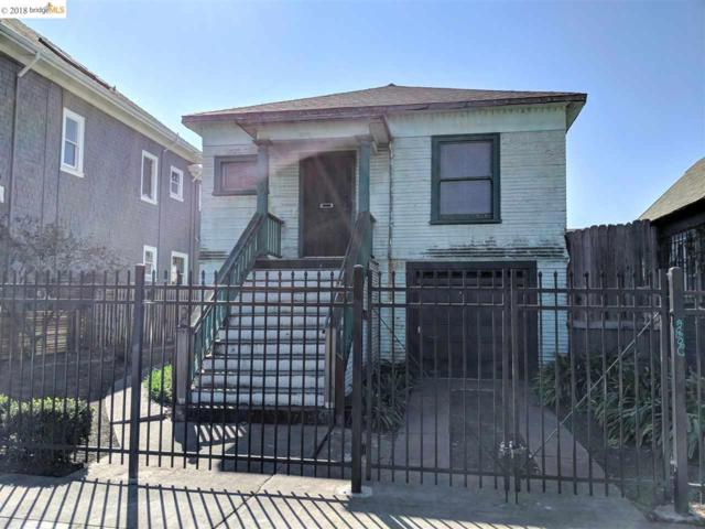 867 W Macarthur Blvd, Oakland, CA 94608 (#EB40812302) :: The Kulda Real Estate Group