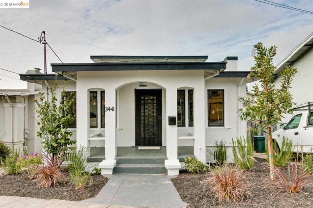 3441 Coolidge Ave, Oakland, CA 94602 (#EB40812769) :: The Kulda Real Estate Group