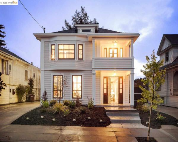 661 62nd St, Oakland, CA 94609 (#EB40812775) :: The Dale Warfel Real Estate Network