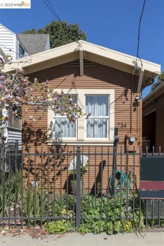 734 46th Street, Oakland, CA 94609 (#EB40812828) :: Intero Real Estate
