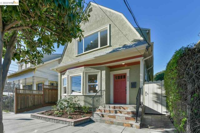 688 57Th St, Oakland, CA 94609 (#EB40812994) :: The Dale Warfel Real Estate Network