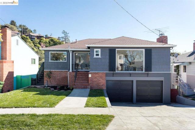 5420 Macdonald Avenue, El Cerrito, CA 94530 (#EB40813688) :: The Dale Warfel Real Estate Network