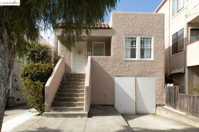 1054 Kains, Albany, CA 94706 (#EB40813807) :: The Dale Warfel Real Estate Network