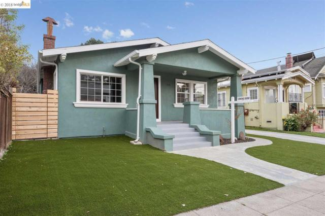2174 Vicksburg Ave, Oakland, CA 94601 (#EB40813967) :: The Kulda Real Estate Group