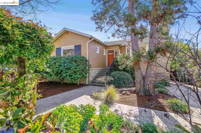 5948 Monzal Ave, Oakland, CA 94611 (#EB40814167) :: The Goss Real Estate Group, Keller Williams Bay Area Estates