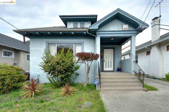 1433 Russell Street, Berkeley, CA 94702 (#EB40814319) :: The Dale Warfel Real Estate Network
