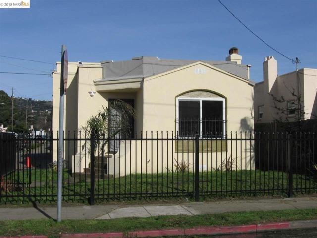 7800 Weld St, Oakland, CA 94621 (#EB40814399) :: The Dale Warfel Real Estate Network
