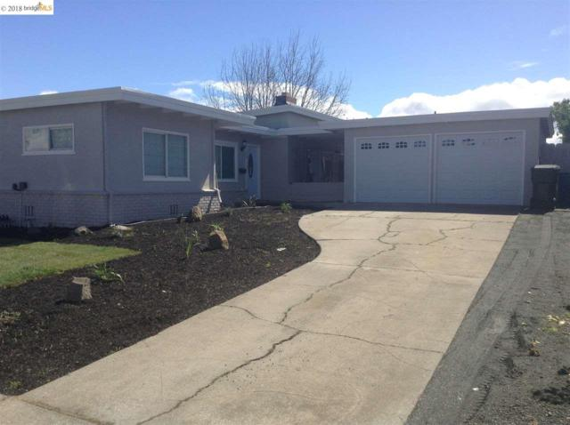 16Th St, Antioch, CA 94509 (#EB40815025) :: The Kulda Real Estate Group