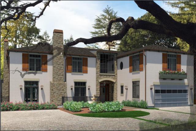 1050 Louise St, Menlo Park, CA 94025 (#ML81650193) :: Brett Jennings Real Estate Experts