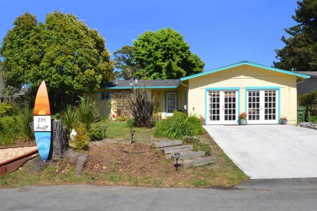 814 Seacliff Dr, Aptos, CA 95003 (#ML81651632) :: Michael Lavigne Real Estate Services