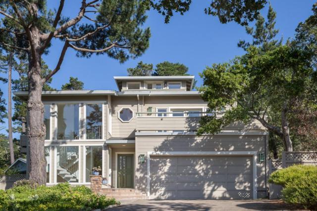 126 Cypress Way, Carmel Highlands, CA 93923 (#ML81653002) :: Astute Realty Inc