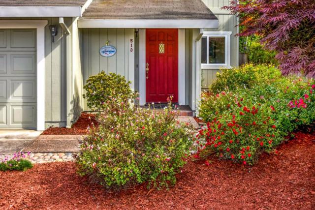 513 Middlefield Dr, Aptos, CA 95003 (#ML81653651) :: Michael Lavigne Real Estate Services