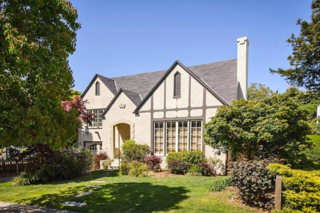 1432 Vancouver Ave, Burlingame, CA 94010 (#ML81655316) :: The Gilmartin Group
