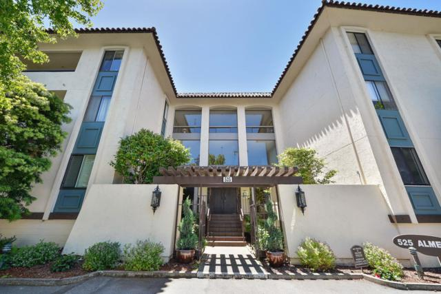 525 Almer Rd 210, Burlingame, CA 94010 (#ML81655411) :: The Gilmartin Group