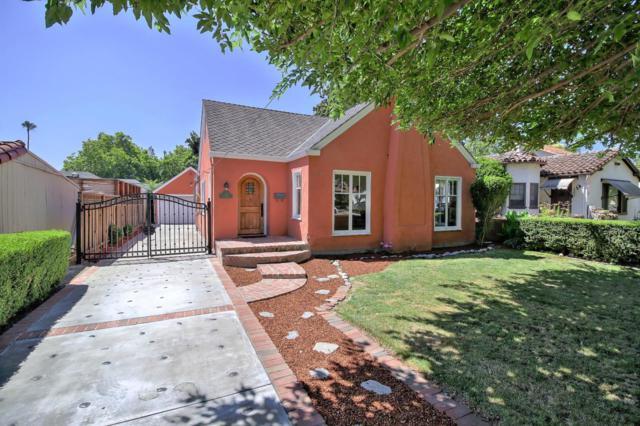 1112 Pine Ave, San Jose, CA 95125 (#ML81656226) :: The Goss Real Estate Group, Keller Williams Bay Area Estates