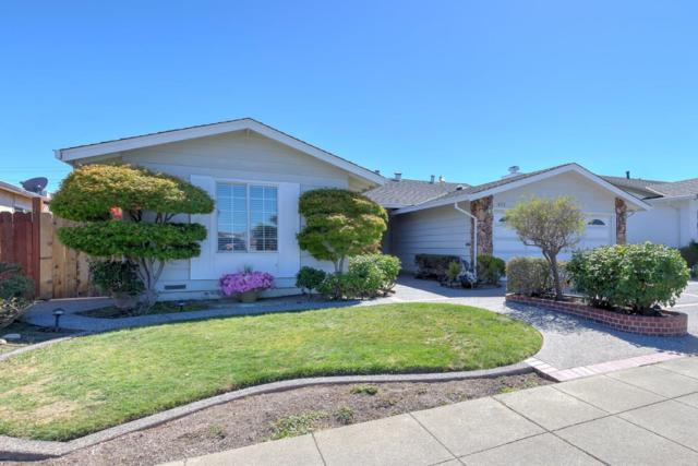 672 Harvester Dr, Foster City, CA 94404 (#ML81656286) :: The Gilmartin Group