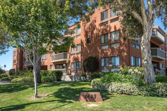 2425 S Norfolk St 305, San Mateo, CA 94403 (#ML81656372) :: The Gilmartin Group