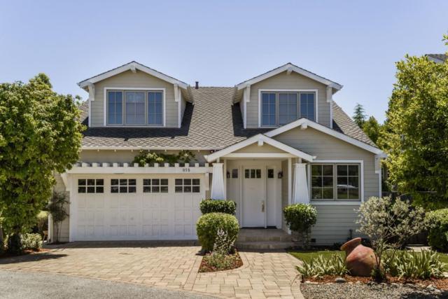 818 Toyon Way, Redwood City, CA 94062 (#ML81656576) :: The Gilmartin Group