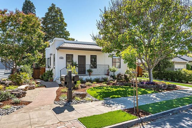 340 & 340B LAUREL ST, San Carlos, CA 94070 (#ML81656577) :: Brett Jennings Real Estate Experts