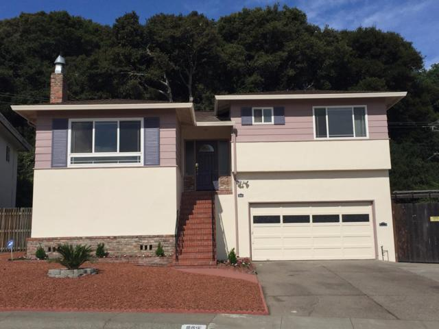 569 Hawthorne Ave, San Bruno, CA 94066 (#ML81656654) :: The Gilmartin Group