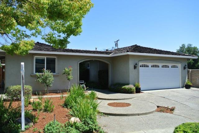 1496 Aster Ct, Cupertino, CA 95014 (#ML81657023) :: Brett Jennings Real Estate Experts