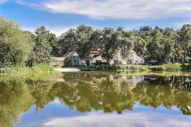 1550 Portola Rd, Woodside, CA 94062 (#ML81667101) :: The Kulda Real Estate Group