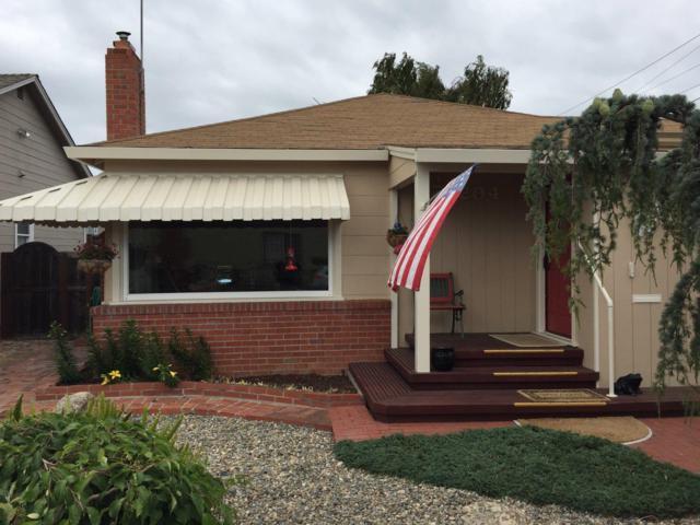 204 Huron Ave, San Mateo, CA 94401 (#ML81667106) :: The Gilmartin Group