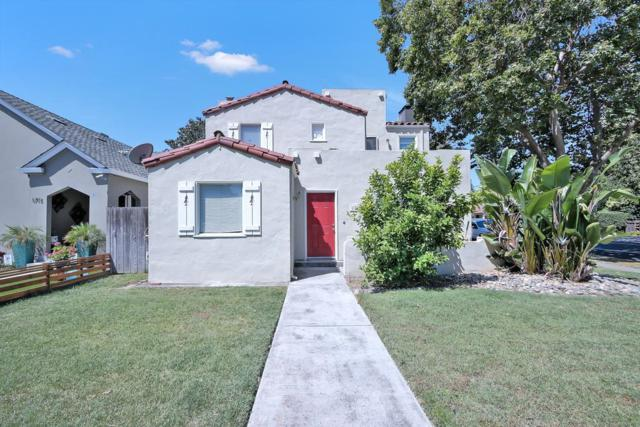 1705 Lincoln Ave, San Jose, CA 95125 (#ML81667212) :: The Goss Real Estate Group, Keller Williams Bay Area Estates