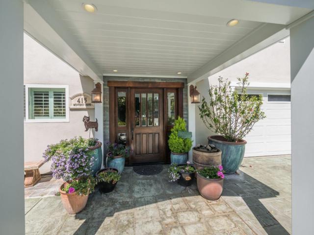 415 Monterey Dr, Aptos, CA 95003 (#ML81667240) :: Michael Lavigne Real Estate Services