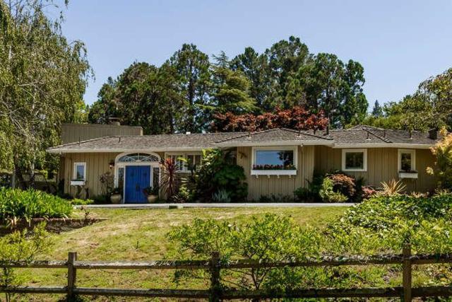 920 Black Mountain Rd, Hillsborough, CA 94010 (#ML81667321) :: The Kulda Real Estate Group