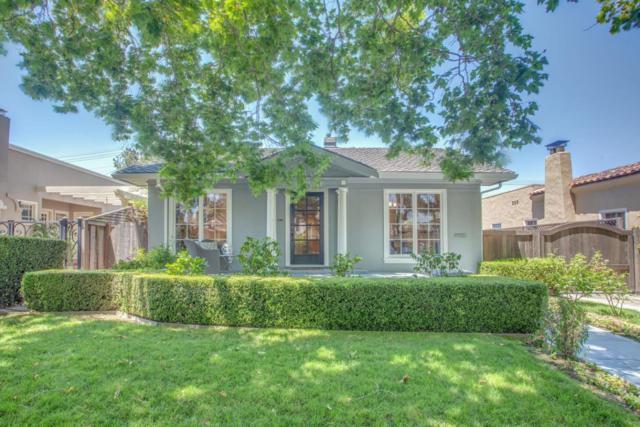 1165 Mariposa Ave, San Jose, CA 95126 (#ML81667345) :: The Goss Real Estate Group, Keller Williams Bay Area Estates