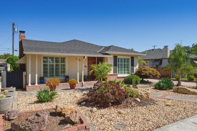 1129 Manor Dr, San Jose, CA 95125 (#ML81667384) :: The Goss Real Estate Group, Keller Williams Bay Area Estates