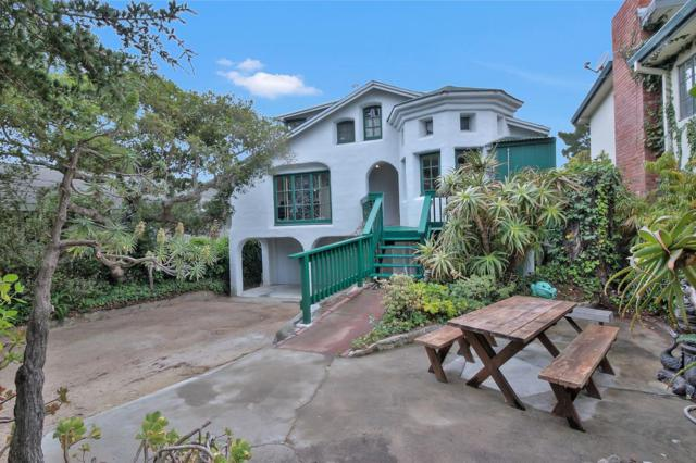 0 Dolores 2 Sw Of 8th St, Carmel, CA 93921 (#ML81667401) :: RE/MAX Real Estate Services