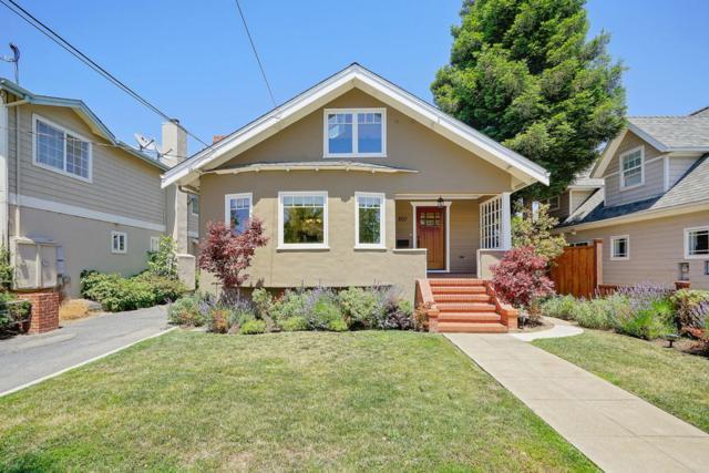803 S Fremont St, San Mateo, CA 94402 (#ML81667419) :: Carrington Real Estate Services