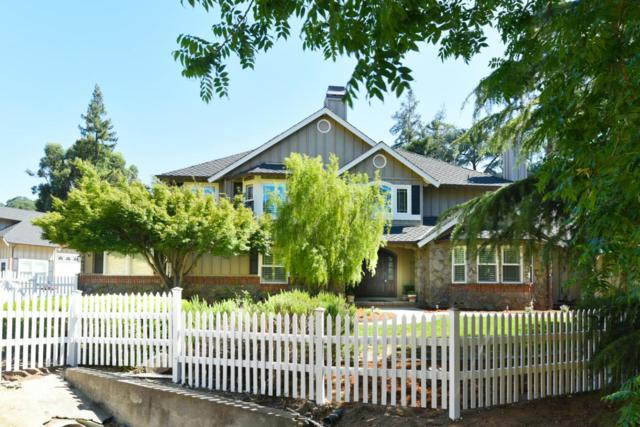17830 Woodland Ave, Morgan Hill, CA 95037 (#ML81667684) :: Carrington Real Estate Services
