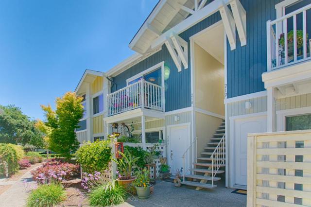 755 14th Ave 210, Santa Cruz, CA 95062 (#ML81667837) :: Carrington Real Estate Services