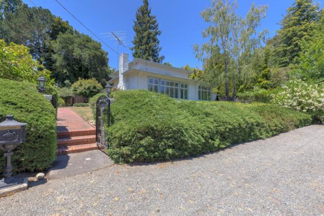 112 Ericson Rd, Hillsborough, CA 94010 (#ML81668909) :: The Kulda Real Estate Group